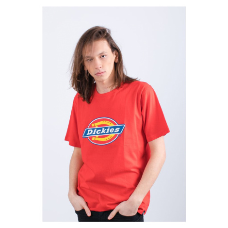 Koszulka Dickies Horseshoe Tee Men 0600075 Fiery Red
