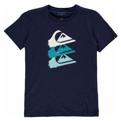 Quiksilver Szczęka Sides T Shirt Junior Boys