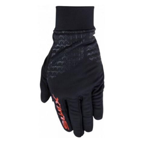 Swix NAOSX czarny XL - Profesjonalne rękawice do narciarstwa biegowego