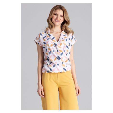 Figl Woman's Blouse M652 Pattern 103