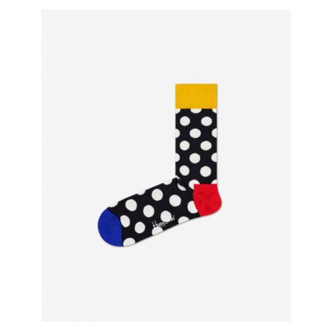 Happy Socks Big Dot Skarpetki Czarny Wielokolorowy