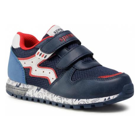 Sprandi Sneakersy CP72-21023 Granatowy