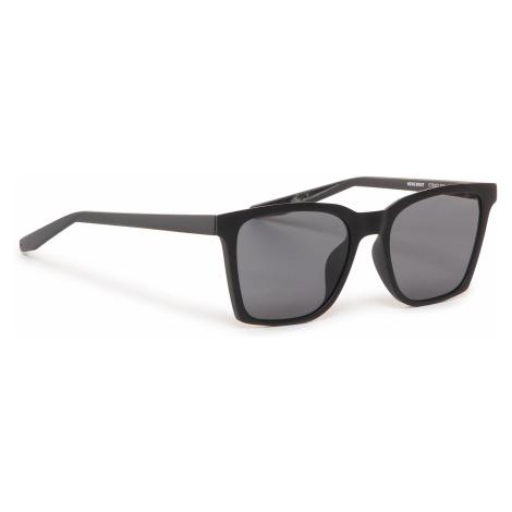 Okulary przeciwsłoneczne NIKE - Bout CT8127 010 Matte Black/Black/Dark Grey Lens