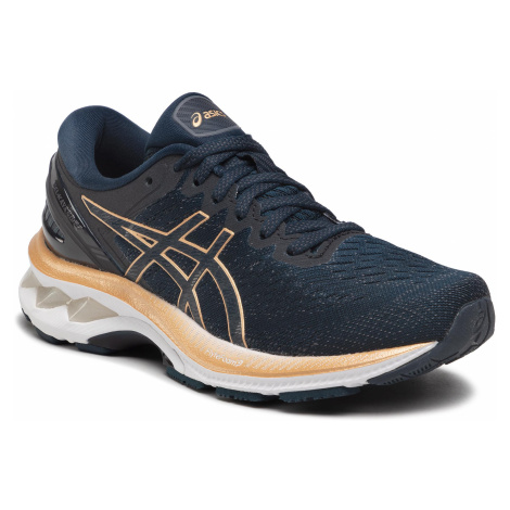Buty ASICS - Gel-Kayano 27 1012A649 French Blue/Champagne 402