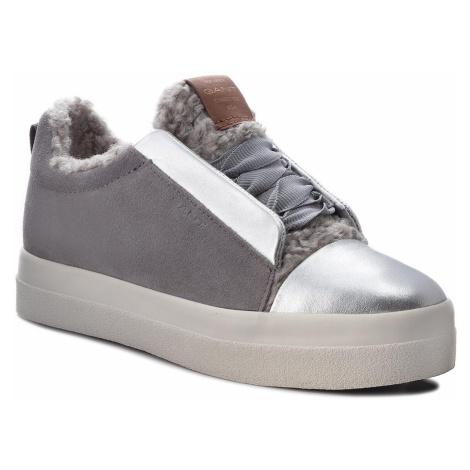 Sneakersy GANT - Amanda 17531849 Silver G80