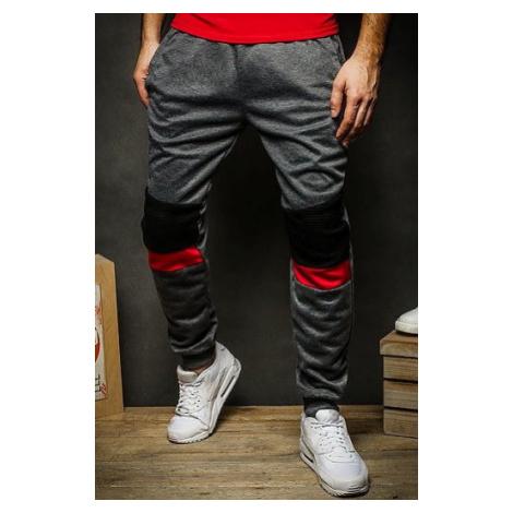 Dark gray men's sweatpants UX2269 DStreet
