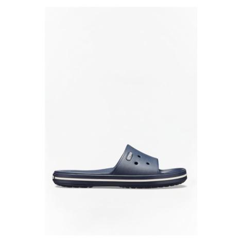 Klapki Crocs Crocband Iii Slide 462 Navy/white