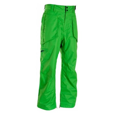 Męskie Spodnie Narciarskie | Zielone Powder Mens´ Pants Green Woox