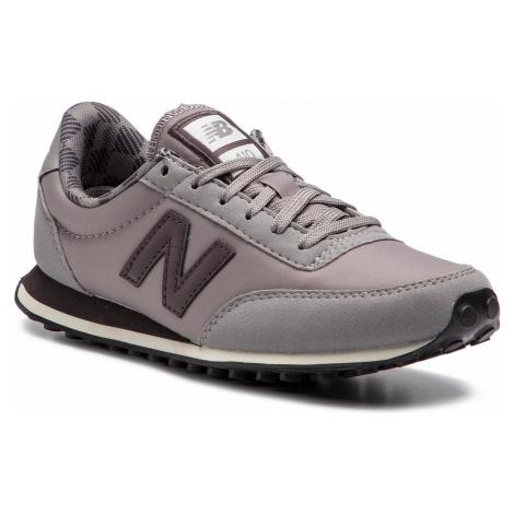 Sneakersy NEW BALANCE - WL410MSW Szary