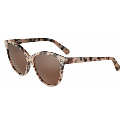 Stella McCartney Okulary przeciwsłoneczne 'SC0002S 57' brązowy