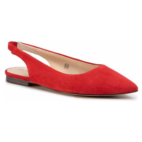Sandały CAPRICE - 9-29400-24 Red Suede 524