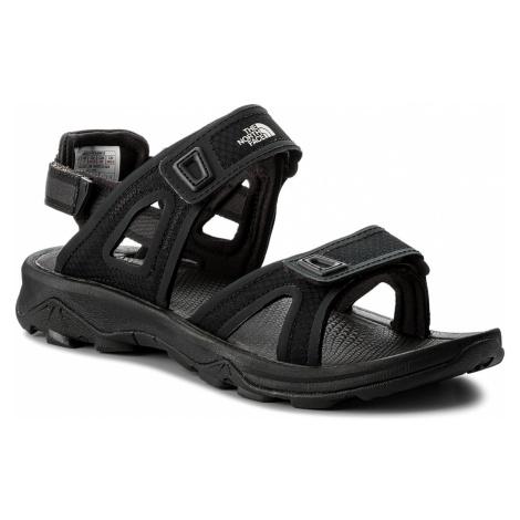 Sandały THE NORTH FACE - Hedgehog Sandal II T0CC3DLQ6 Tnf Black/Vintage White