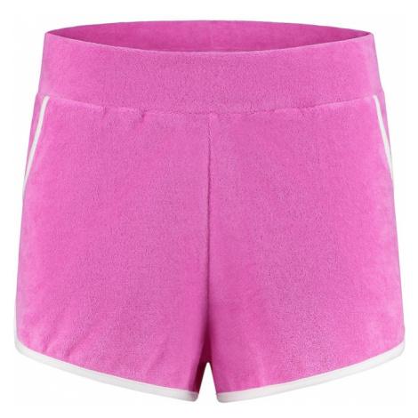 Shiwi Spodnie 'Terry' różowy