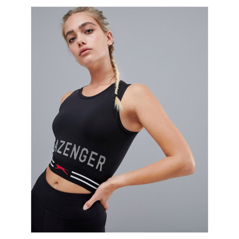 Slazenger Anca Ladies Crop Top