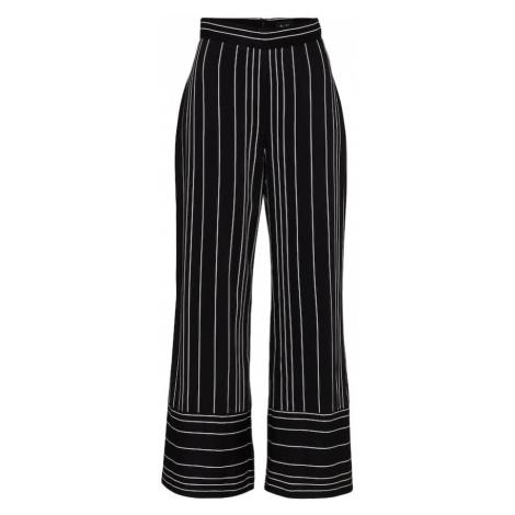 Bardot Spodnie czarny / biały