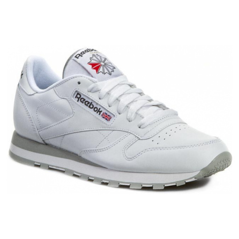 Buty Reebok - Cl Lthr 2214 White/Light Grey