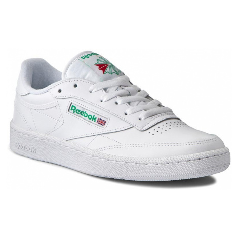 Buty Reebok - Club C 85 AR0456 White/Green