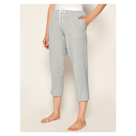 DKNY Spodnie piżamowe YI2819330 Szary Regular Fit