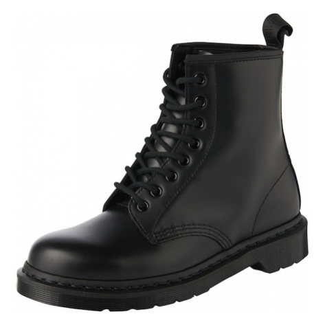 Dr. Martens Kozaki sznurowane '8-Eye Boot' czarny Dr Martens