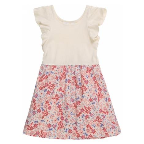 GAP Sukienka różowy pudrowy / pełnobiały