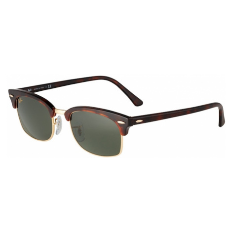 Ray-Ban Okulary przeciwsłoneczne ciemnozielony / brązowy