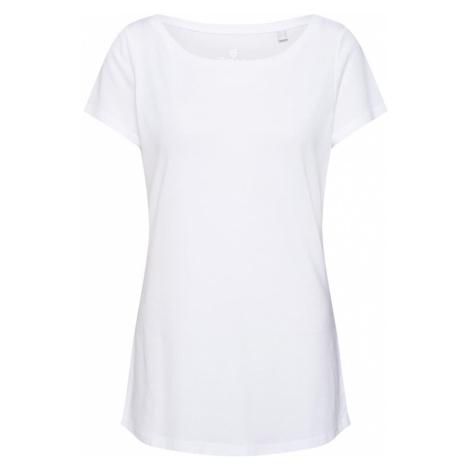 ESPRIT Koszulka 'NOOS OCS Tee' biały