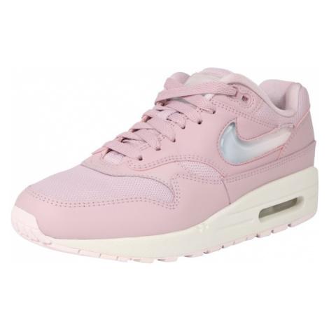 Nike Sportswear Trampki niskie 'Air Max 1 JP' różowy pudrowy / biały