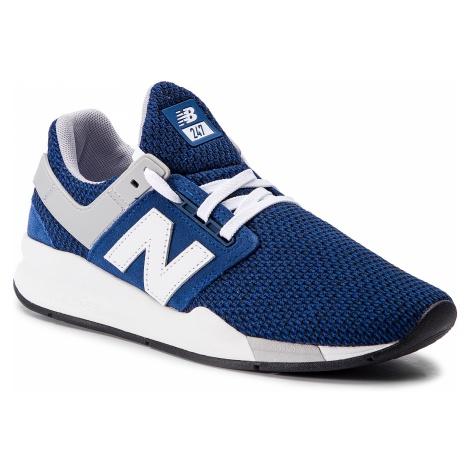 Sneakersy NEW BALANCE - MS247FK Granatowy