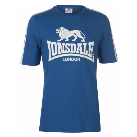 Lonsdale Large Logo T Shirt Mens