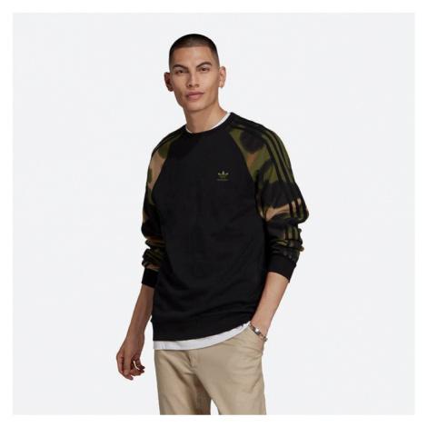 Bluza męska adidas Originals Camo Stripes Crewneck Sweatshirt GN1858