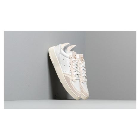 adidas Supercourt Crystal White/ Core White/ Off White