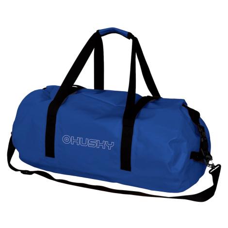 Goofle bag 40l blue Husky