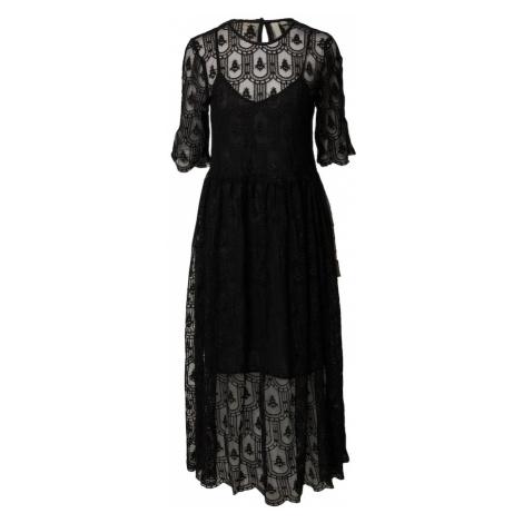 PIECES Sukienka 'Yunnie' czarny