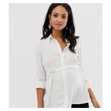 Mamalicious maternity woven shirt Mama Licious