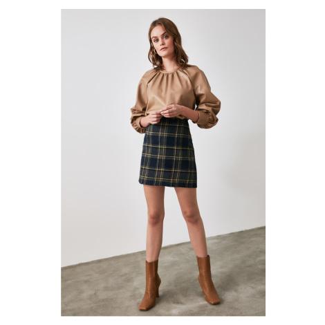 Klasyczne spódnice Trendyol