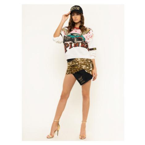 Spódnica mini Versace Jeans Couture