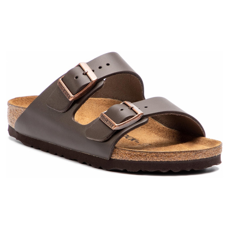 Klapki BIRKENSTOCK - Arizona Bs 0051103 Dark Brown