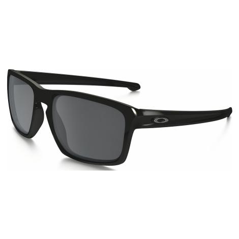 okulary Oakley Sliver - Polished Black/Black Iridium