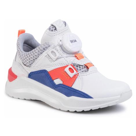 Sneakersy ECCO - Intervene 76469257208 White/Mazarine Blue