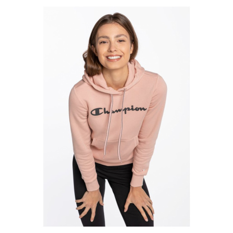 Bluza Champion Hooded Sweatshirt 207 Pink