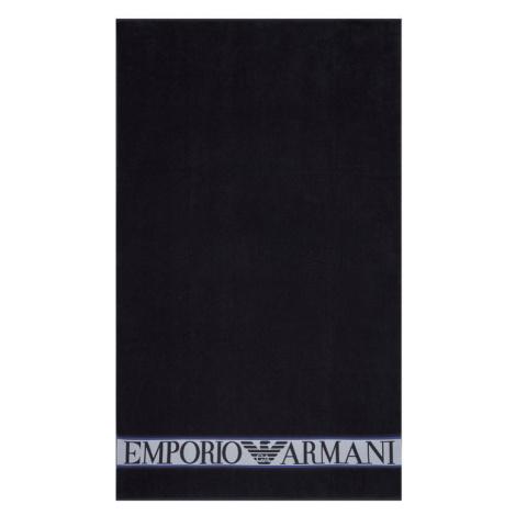 Emporio Armani Underwear Ręcznik 110800 0A591 00135 Granatowy