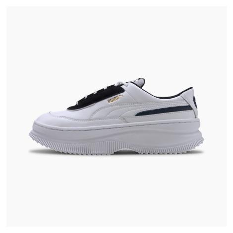 PUMA Damskie Buty Sportowe Deva Chic, Czarny / Biały