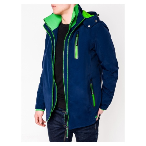 Ombre MEN'S MID-SEASON JACKET C385