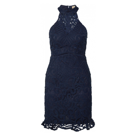 Love Triangle Sukienka koktajlowa 'Laetitia' granatowy