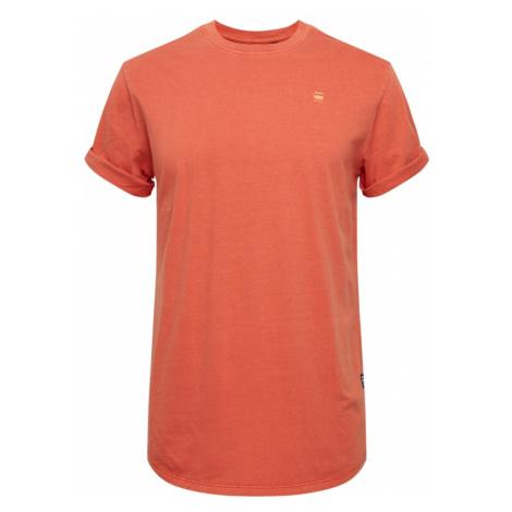 G-Star RAW Koszulka koralowy