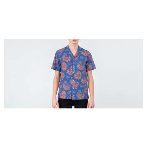 WOOD WOOD Brandon Shirt Tourist Blue