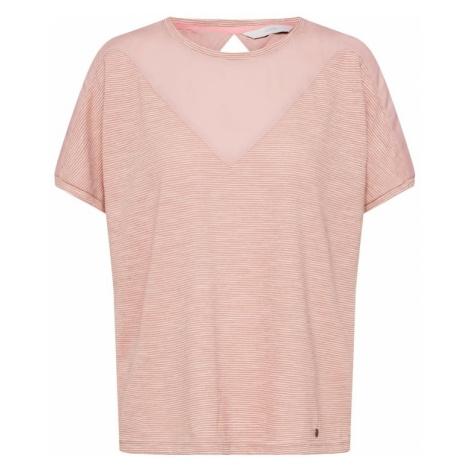 NÜMPH Koszulka różowy pudrowy Nümph