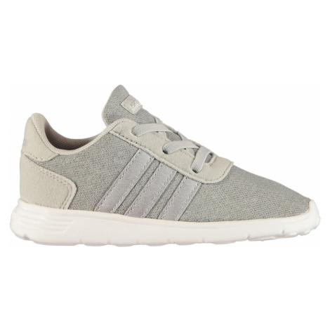 Adidas Lite Racer Infant Girls Trainers
