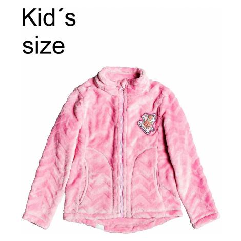 bluza Roxy Igloo Zip - MEQ0/Prism Pink