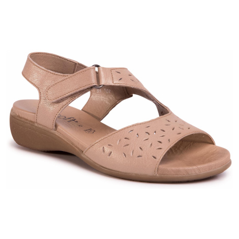 Sandały GO SOFT - WI16-ANYA-02 Beige